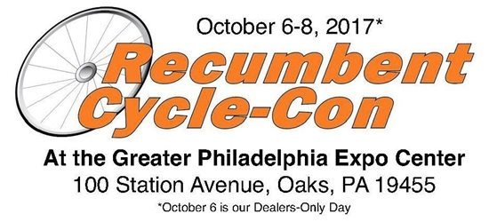 recumbent cycle trade show