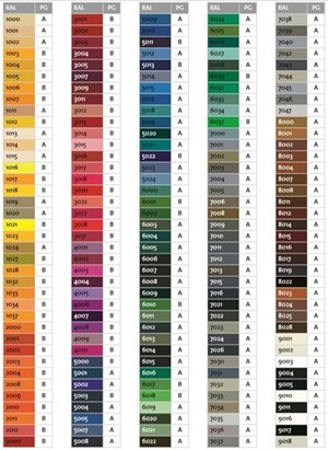 Colors Van Raam bicycles