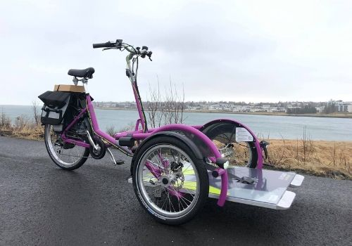 VeloPlus in Iceland at Mobility is