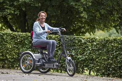 Tricycle adults for lung disease