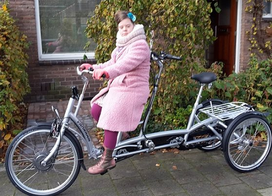 Tricycle Twinny Plus Tessel Klinkenberg