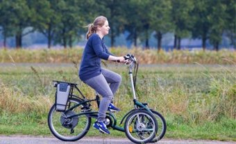 Viktoria women tricycle