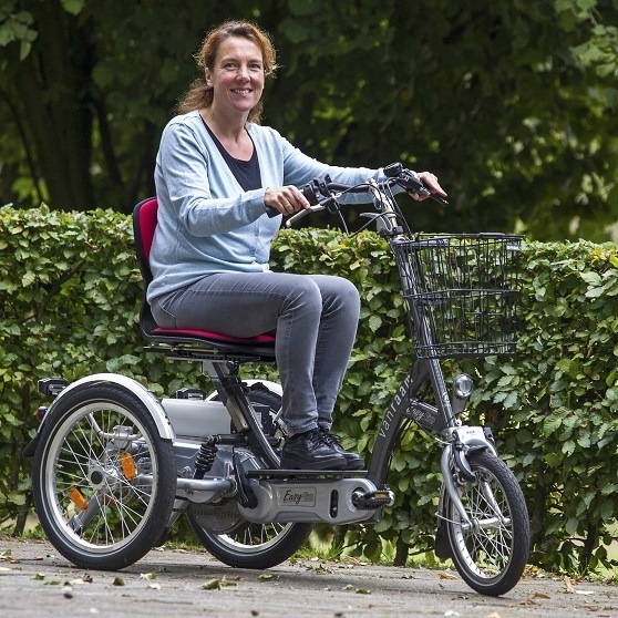 Mobility scooter bike Van Raam