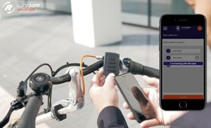 Connect your adapted bike with the Van Raam E-Bike App