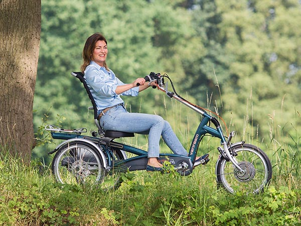 Van Raam Easy Rider electric tricycle for adults