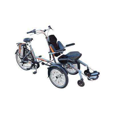 wheelchair bike Opair