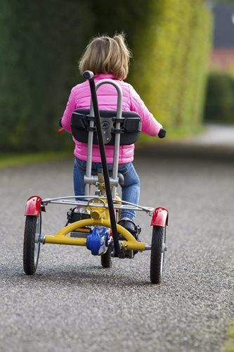 Van Raam therapy tricycle children