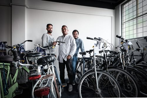 More bicycle mechanics with Collaboration in the Achterhoek