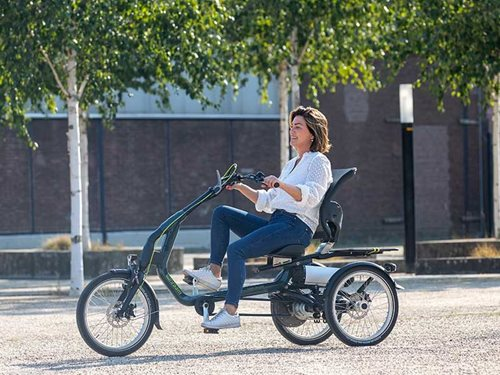 Discover the renewed Easy Rider tricycle for adults