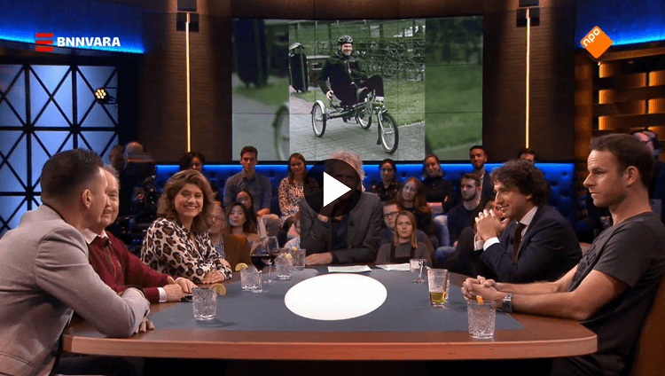 Jelle-van-Gorkom-at-Pauw-with-Van-Raam-tricycle