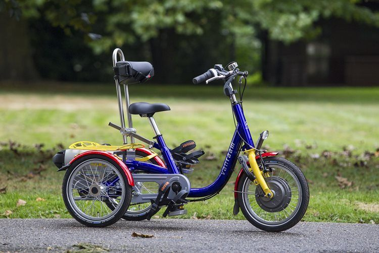 Tricycle for children - Van Raam bikes