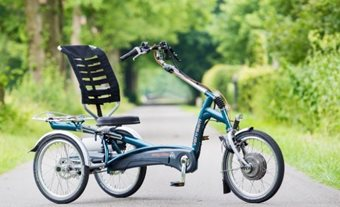 comfortable Womens tricycles from Van Raam
