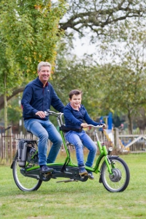 Tandem-for-kids-and-adults-Van-Raam