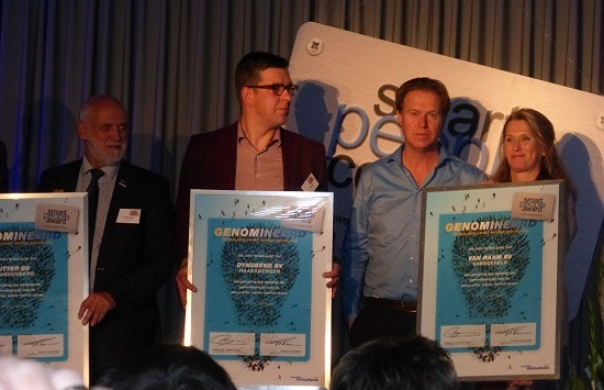 3 nominierte Smart People Award