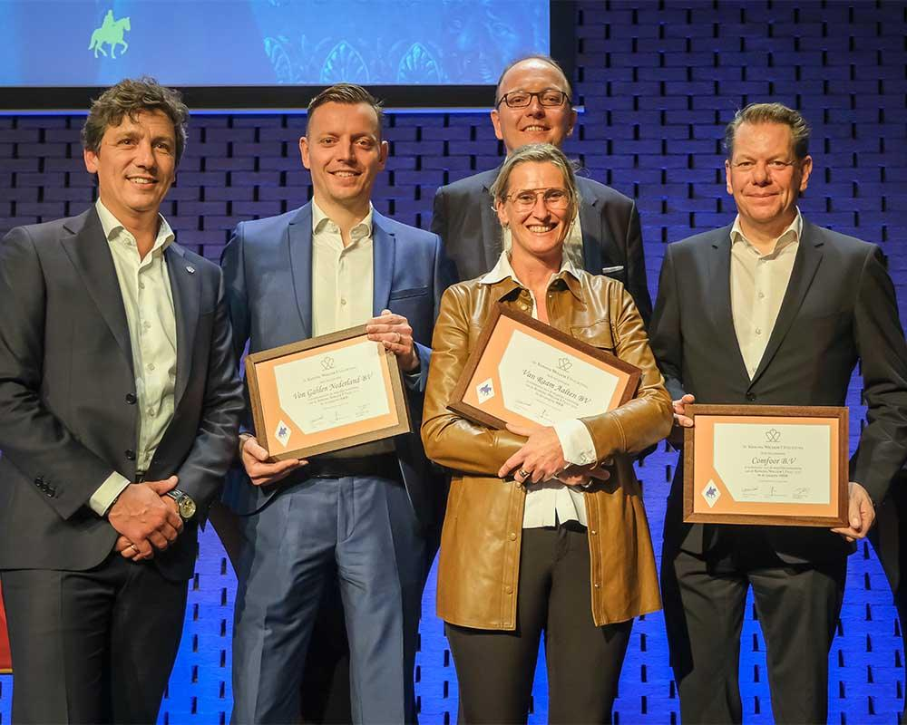 Koning Willem 1 Award SME 2020 nominations in the eastern of the Netherlands
