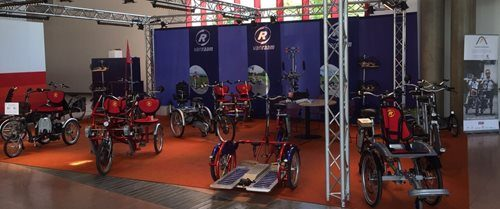 fair special needs bike Van Raam