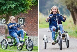 Van Raam Easy Rider Junior-Dreirad für Kinder