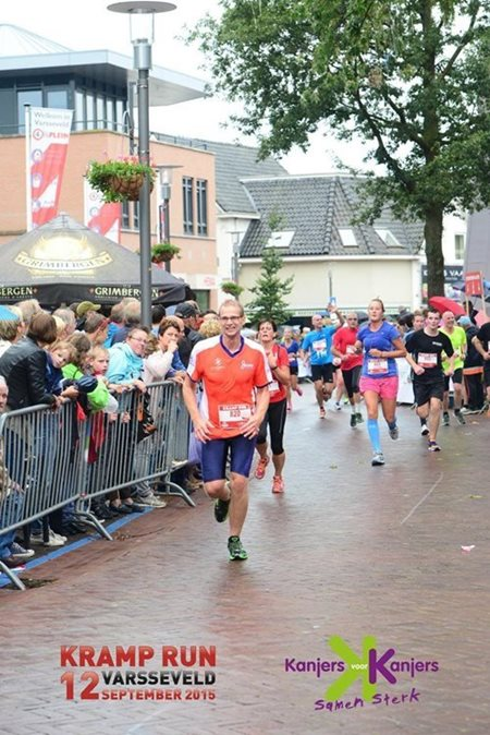 Kramp Business Run team Van Raam, Martijn
