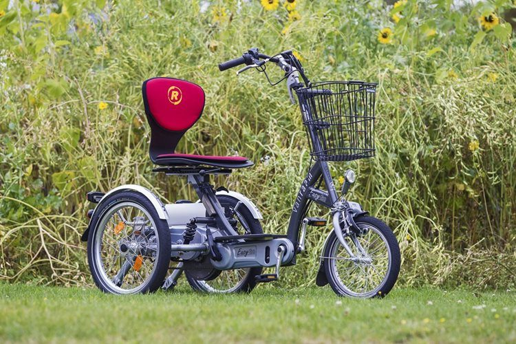 Mobility scooter bike
