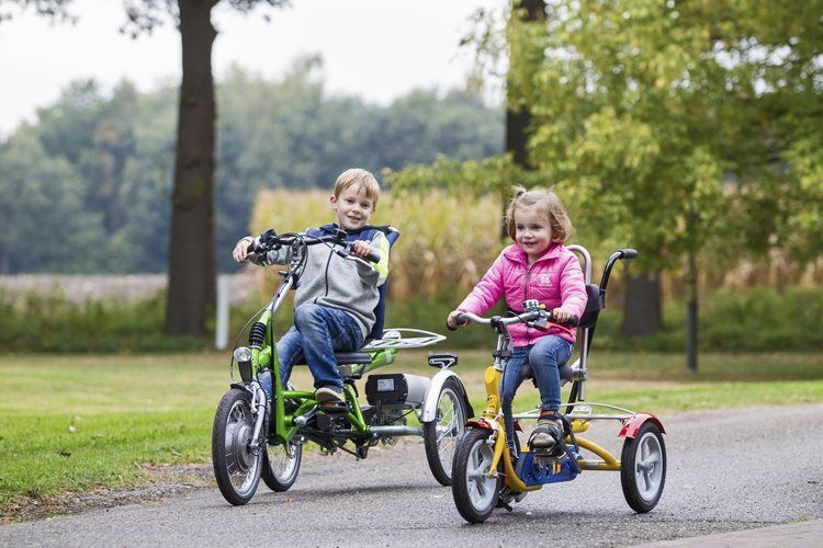 Van Raam tricycles for children