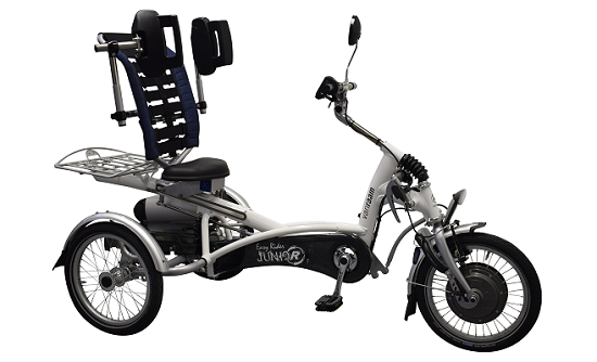 Easy Rider Junior with pedal support (shoulder control)