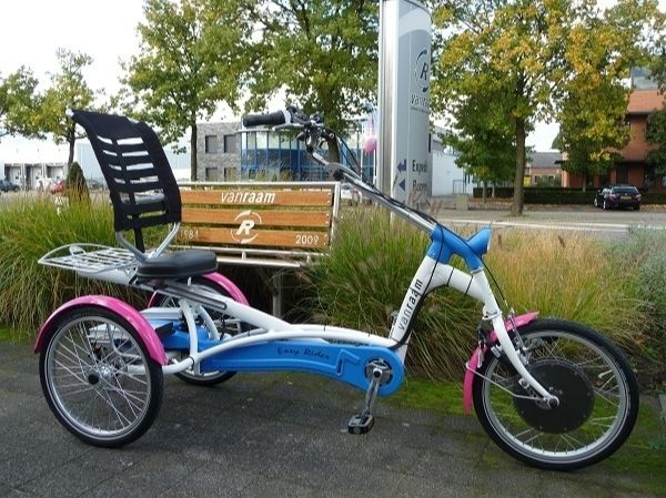 Easy Rider tricycle in the Breng colors