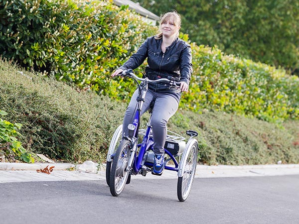 Van Raam Midi electric tricycle for adults
