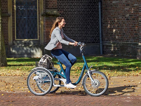 Van Raam Maxi electric tricycle for adults