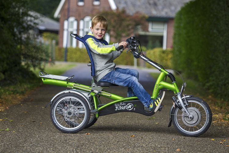 Special childrens tricycle