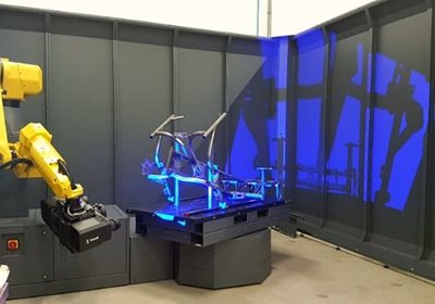 Van Raam innovationen 3D scanner
