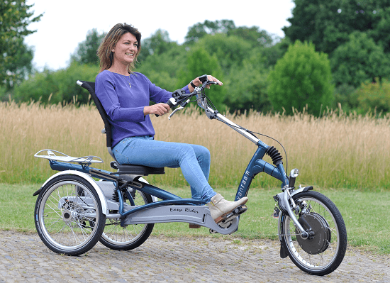 Fonkelnieuw Elektrische driewieler volwassenen steeds populairder | Van Raam PD-97