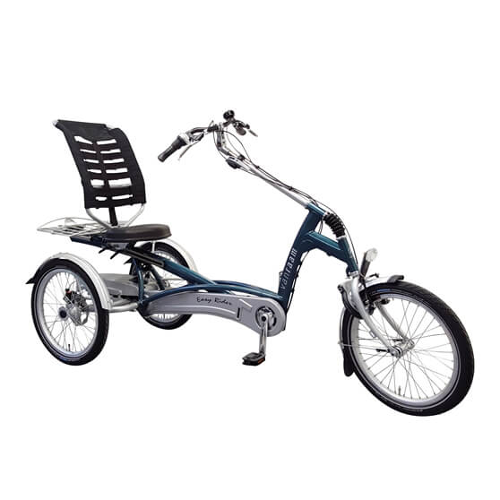 News articles tricycle Easy Rider