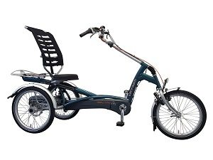 tricycle with seat  Easy Rider2 (2017)
