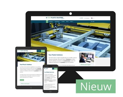 Website Your Plastic Solutions staat online