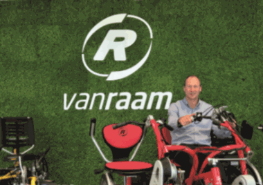 Van Raam in a Dutch job vacancy newspaper Achterhoek Vacaturekrant