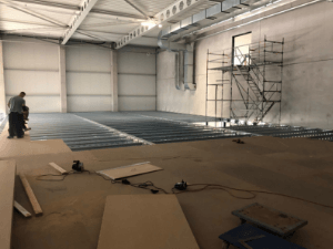 New building Van Raam Varsseveld calandar week 46
