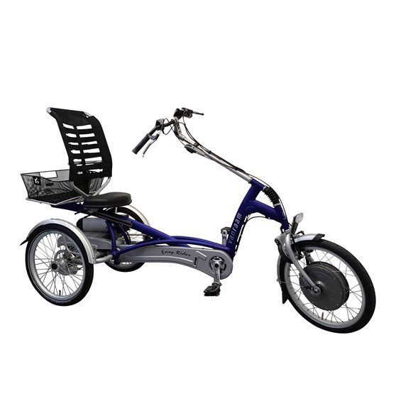 Three wheel e-bike