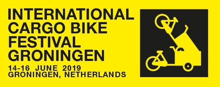 Van Raam beim Internationalen Cargo Bike Festival Groningen 2019