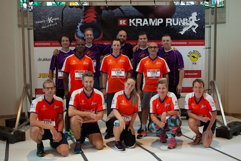Hardloopevenement Kramp Run in Varsseveld