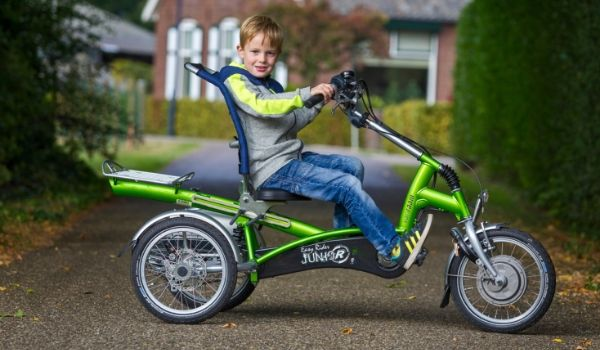 Sesseldreirad für Kinder Easy Rider Junior