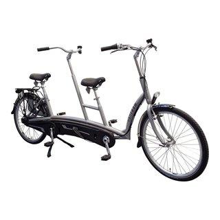 bicicleta tándem tudiabetes