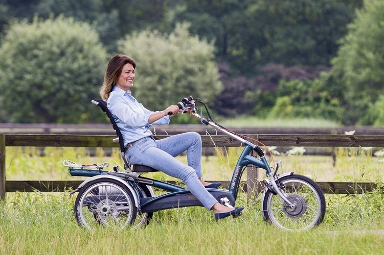 Van Raam eBike - special needs bike