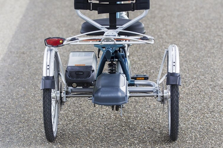 Battery van Raam tricycle