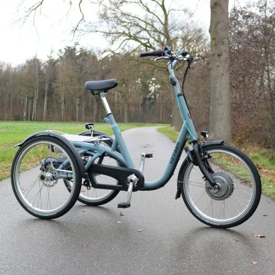 Bike with three wheels for adults