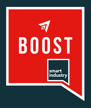 Logo Boost Smart Industry Van Raam