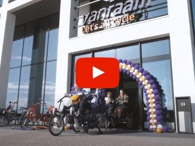 Van Raam video's evenementen