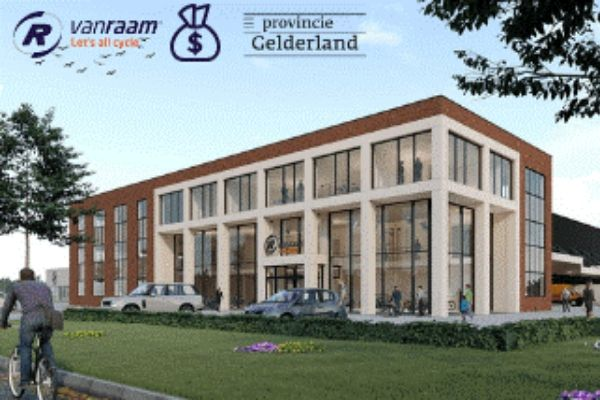 Van Raam is winner Gelderland factory of the future