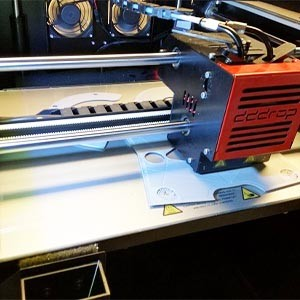 FDM 3D Printer DDDROP printing