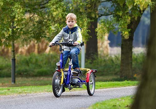 Children Bicycle /& Tricycle Push Rod Cycling learning aid innovation High Quality