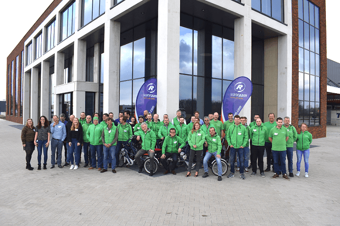 Van Raam Dreirad-Zentrum Dealer Days 2019